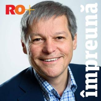 Dacian Ciolos: Romania are nevoie de oameni tineri care trebuie sa fie pregatiti sa isi asume un viitor politic