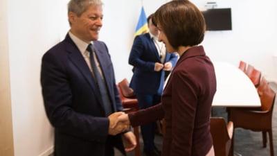 """Dacian Ciolos, despre victoria Maiei Sandu in alegerile din Republica Moldova: """"Va avea de infruntat dificultati uriase, iar rolul nostru este de a ii oferi tot sprijinul la nivel european"""""""