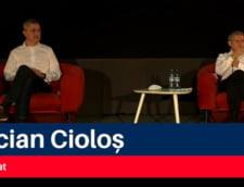 """Dacian Ciolos, dupa ce a fost acuzat de Dan Barna ca e """"omul sistemului"""": """"As vorbi mai degraba de sistemul intern de partid, fortat si condus fix de cei care ma acuza"""""""