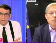 "Dacian Ciolos, dupa un ""interogatoriu interesant"" la Digi24: ""Sper ca s-au auzit si raspunsurile"" VIDEO"