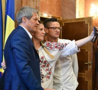 Dacian Ciolos, erou salvator pentru PNL si ancora pentru alegatorii anti-PSD