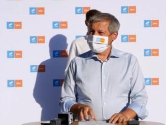 """Dacian Ciolos, in Piata Sfatului din Brasov: """"Romania are nevoie de o schimbare urgenta la toate nivelurile"""""""