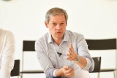 Dacian Ciolos, la Craiova: Cativa hoti intind mana si cer din nou votul craiovenilor
