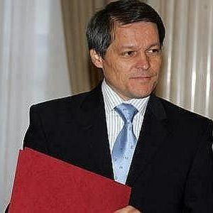 Dacian Ciolos, nominalizat oficial pentru functia de comisar european