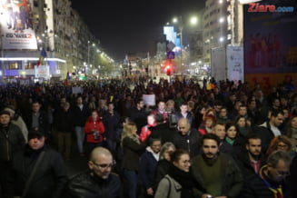 Dacian Ciolos a fost la proteste: Se ajunge la o limita. Toti cei care sunt in strada fac politica pentru ca le pasa de Romania