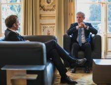 """Dacian Ciolos a refuzat invitatia lui Iohannis pentru intalnirea cu Macron. """"Nu am de gand sa cer scuze nimanui ca onorez invitatii in Europa"""""""