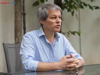 Dacian Ciolos e principalul favorit la sefia grupului Renew Europe din Parlamentul European: Da, candidez!