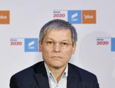 Dacian Ciolos isi anunta candidatura la functia de presedinte al USR PLUS. Ce spune despre taberele din partid