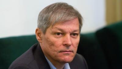 Dacian Ciolos isi face partid: La primele alegeri, cele europarlamentare, intram in jocul politic