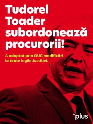 Dacian Ciolos le cere magistratilor sa nu se lase intimidati si sa vorbeasca. Ordonanta de astazi intoarce Romania in anii 2000