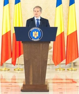 Dacian Ciolos s-a intalnit cu liderii de partide: Cine il sustine si cine asteapta sa vada lista de ministri