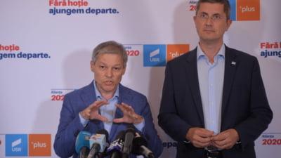 """Dacian Ciolos se va """"bate"""" cu Dan Barna la sefia USR PLUS. Anuntul candidaturii va fi facut peste cateva zile"""