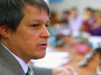 Dacian Ciolos va fi audiat in Parlamentul European pe 15 ianuarie