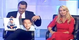 Daciana Sarbu, despre cum o invata pe fiica ei sa nu minta, desi aude la televizor ca Ponta o face