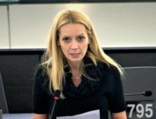 Daciana Sarbu demisioneaza din PSD, la un an dupa ce Victor Ponta a fost exclus din partid