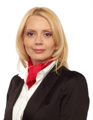 Daciana Sarbu vrea spatii speciale pentru produse bio in marile magazine
