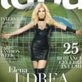 Daily Mail: Elena Udrea, pictorial in rochie de cauciuc