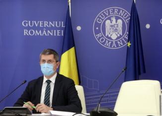 "Dan Barna: ""Coalitia merge mai departe. Vlad continua la Ministerul Sanatatii, nu a fost niciun moment in discutie ideea sa fie demis sau sa se retraga"""