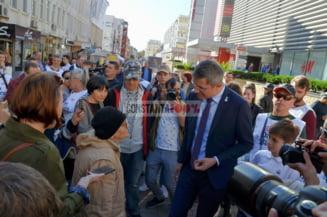 """Dan Barna: """"Spiritul lui Liviu Dragnea e pe buletinul de vot si se numeste Viorica Dancila"""" FOTO VIDEO"""
