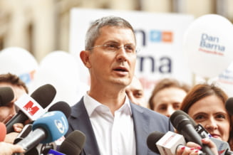 Dan Barna: Ancheta DLAF e in curs, s-au pus intrebari. Sper sa nu se repete secventa din campaniile anterioare