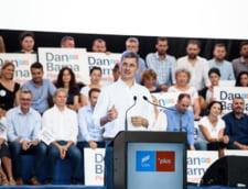 Dan Barna: Mi-as dori ca primul meu act ca presedinte al Romaniei sa fie dizolvarea Parlamentului