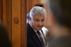 Dan Barna: Mutarea lui Iordache in functia de presedinte al Consiliului Legislativ e o sfidare la adresa oricarui roman cinstit