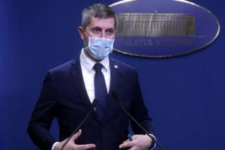 Dan Barna: Presedintele Iohannis ne-a cerut sa sustinem Ministerul Sanatatii si pe Vlad Voiculescu