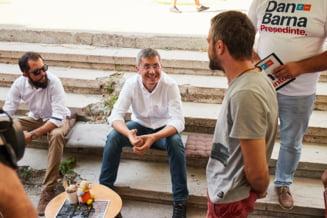 Dan Barna: Rostul USR-PLUS este de a cere dreptul generatiei urmatoare de a se implica in salvarea Romaniei
