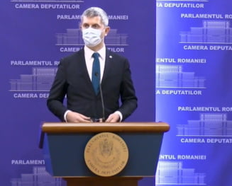"""Dan Barna, despre consultarile ministrului Stelian Ion cu partidele de coalitie: """"Trebuie sa avem un acord pe legile justitiei"""""""