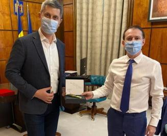 """Dan Barna, dupa demiterea lui Vlad Voiculescu: """"Premierul Florin Citu nu mai are sustinerea aliantei USR-PLUS"""""""