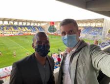 """Dan Barna, la finala Cupei Romaniei la fotbal: """"Cu cat mai mult ne vom vaccina, cu atat mai repede vom avea stadioane pline"""""""