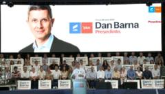Dan Barna, la primul miting electoral: A vorbit despre ce fel de presedinte vrea sa fie, cum se poate schimba Romania si vulnerabilitatile sale