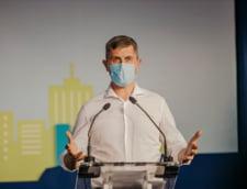 """Dan Barna, mesaj pentru Nicusor Dan: """"Impreuna cu echipa USR PLUS trimisa de bucuresteni la Primarie, veti reda Romaniei o capitala asa cum ne-o dorim cu totii"""""""