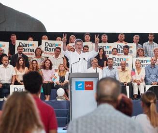 Dan Barna a fost validat presedinte USR la congresul de la Timisoara: Romania se insanatoseste