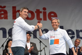 Dan Barna isi lanseaza azi campania de semnaturi pentru prezidentiale