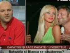 Dan Capatos: Relatia Biancai cu Botezatu a fost o strategie de PR