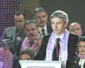 Dan Diaconescu, la primul Congres: Cred ca i-am convins pe toti ca nu exista alta varianta in afara de noi