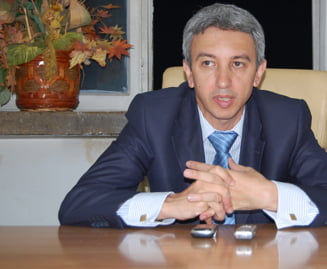 Dan Diaconescu a demis conducerea filialei din Bistrita-Nasaud