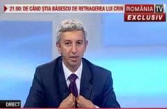 Dan Diaconescu sperie Romania Tv: Anuntul facut de televiziune