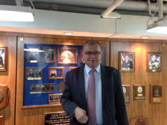 Dan Mihalache, decorat de Iohannis pentru profesionalism si competenta