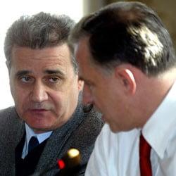 Dan Mircea Popescu, contracandidatul lui Adrian Nastase