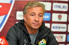 Dan Petrescu, a doua victorie consecutiva la scor in Rusia