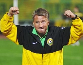 Dan Petrescu, aparat de patronul lui Kuban