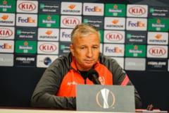"""Dan Petrescu, aproape de plecarea de la CFR Cluj. """"Trebuie sa iau o decizie care sa fie buna si pentru mine si pentru club. Daca as pleca vreodata de la CFR, voi pleca cu capul sus"""""""