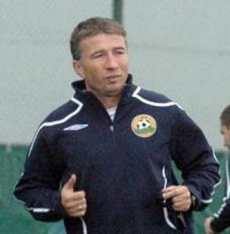 Dan Petrescu, aproape de un rezultat mare in Rusia
