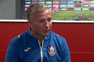 "Dan Petrescu, asteptat la CFR Cluj: ""Ne injura? Mie chiar imi place!"""