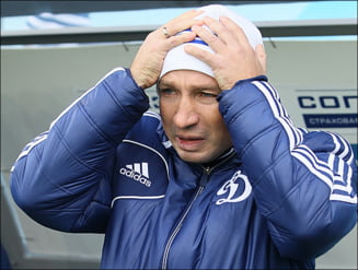 Dan Petrescu, criza de nervi in Rusia