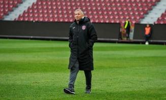 Dan Petrescu, dat afara de la CFR Cluj? Promisiunea pe care o face conducerii