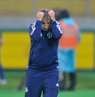 Dan Petrescu, dat afara de la Dinamo Moscova? Prima reactie oficiala a conducerii