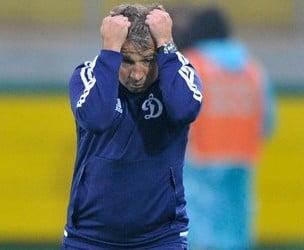 Dan Petrescu, dat afara de la Dinamo Moscova?